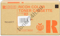 Oryginalny Toner Ricoh Type R2 Yellow (888345) Ricoh Color Toner Cassette Type R2